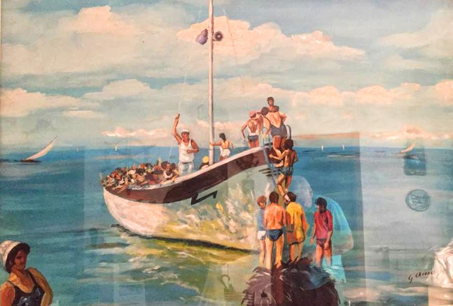 Il barcone delle estati che furono