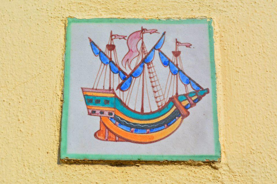 Le vie di Ostia: via dei Navicellari