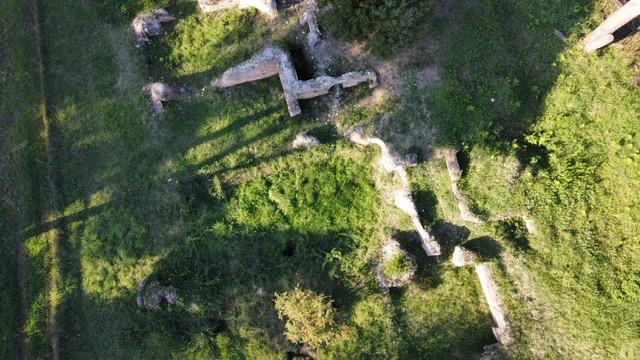 La villa romana di Procoio