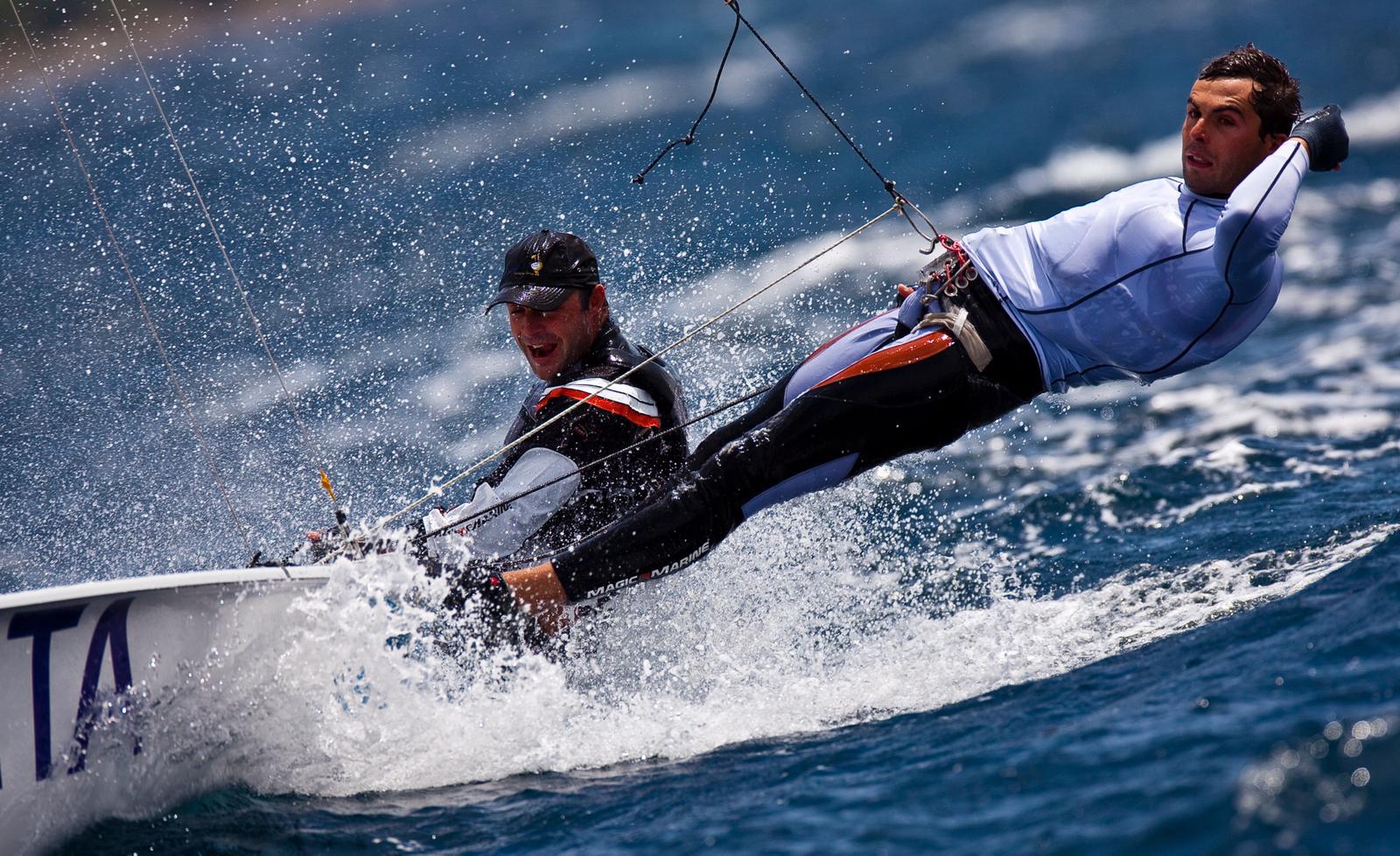Gabrio Zandonà, il velista di tre olimpiadi