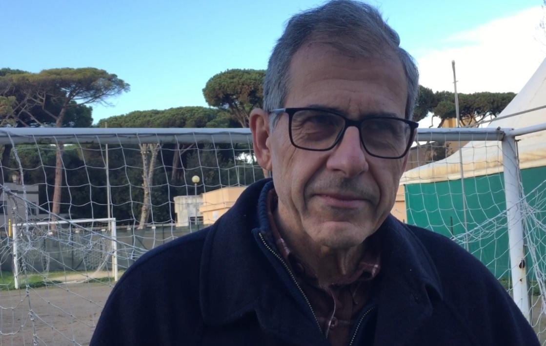 Il professor Guido Antiochia, 38 anni nel Liceo Anco Marzio di Ostia