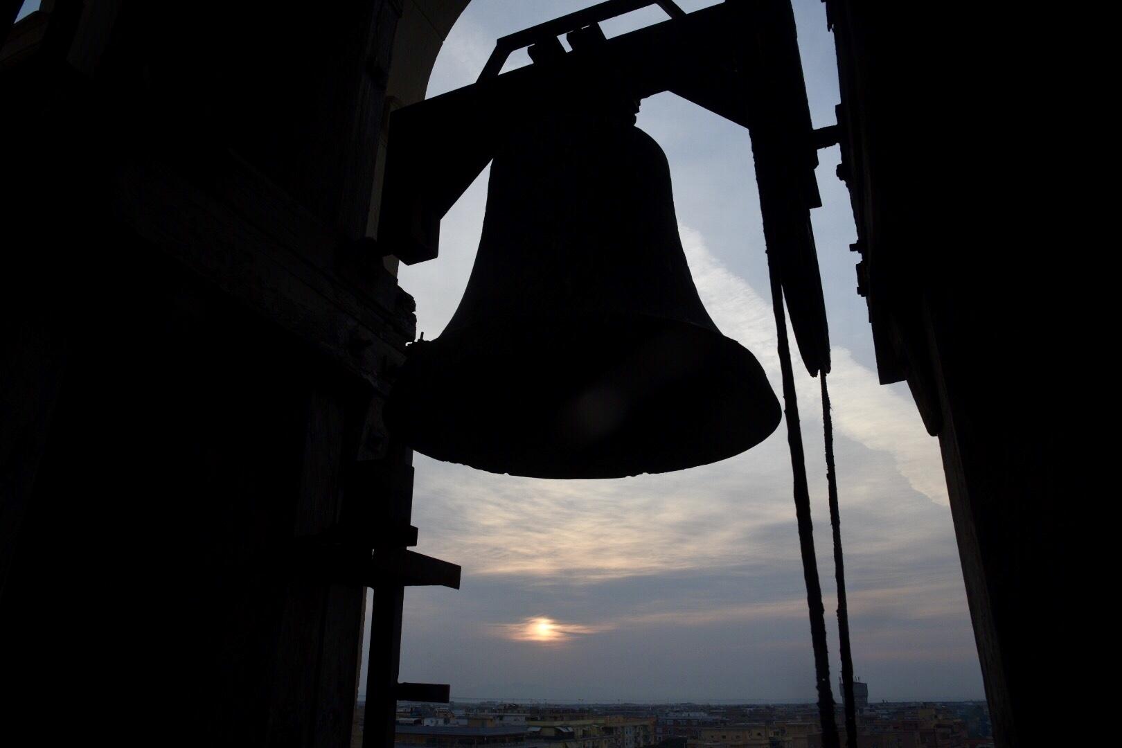 La storia di Regina Pacis e delle sue campane