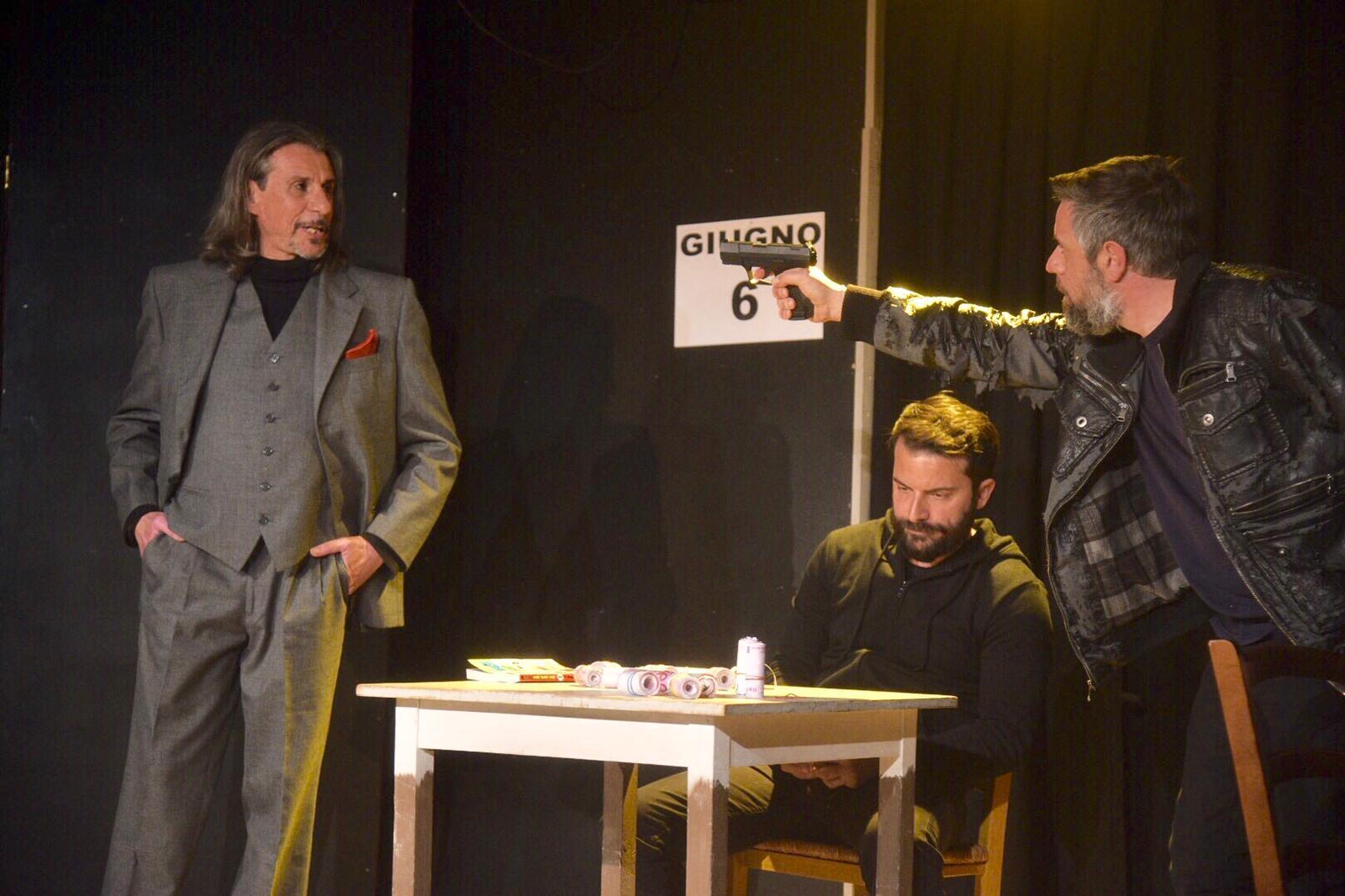 Corto circuito un thriller d'effetto al Teatro Pegaso