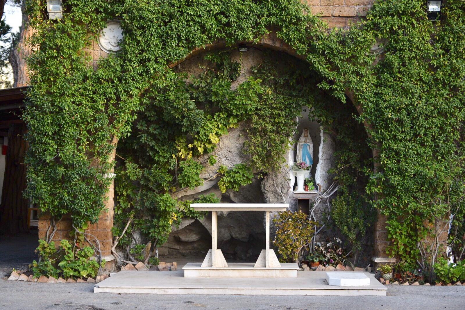 Arriva a Ostia la Madonna pellegrina di Lourdes