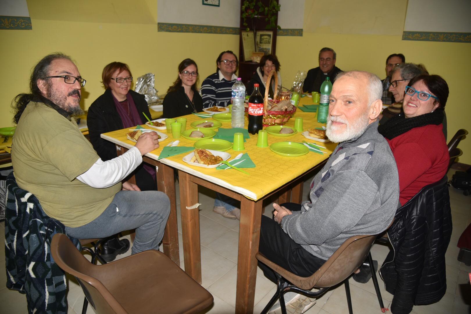 Raduno dei referenti delle religioni abramitiche sul Territorio Ostiense