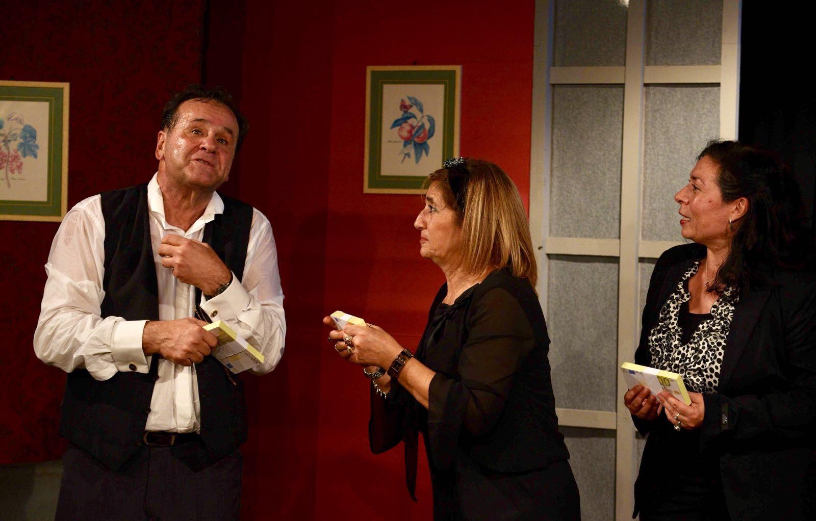 Cose turche al Teatro Pegaso di Ostia