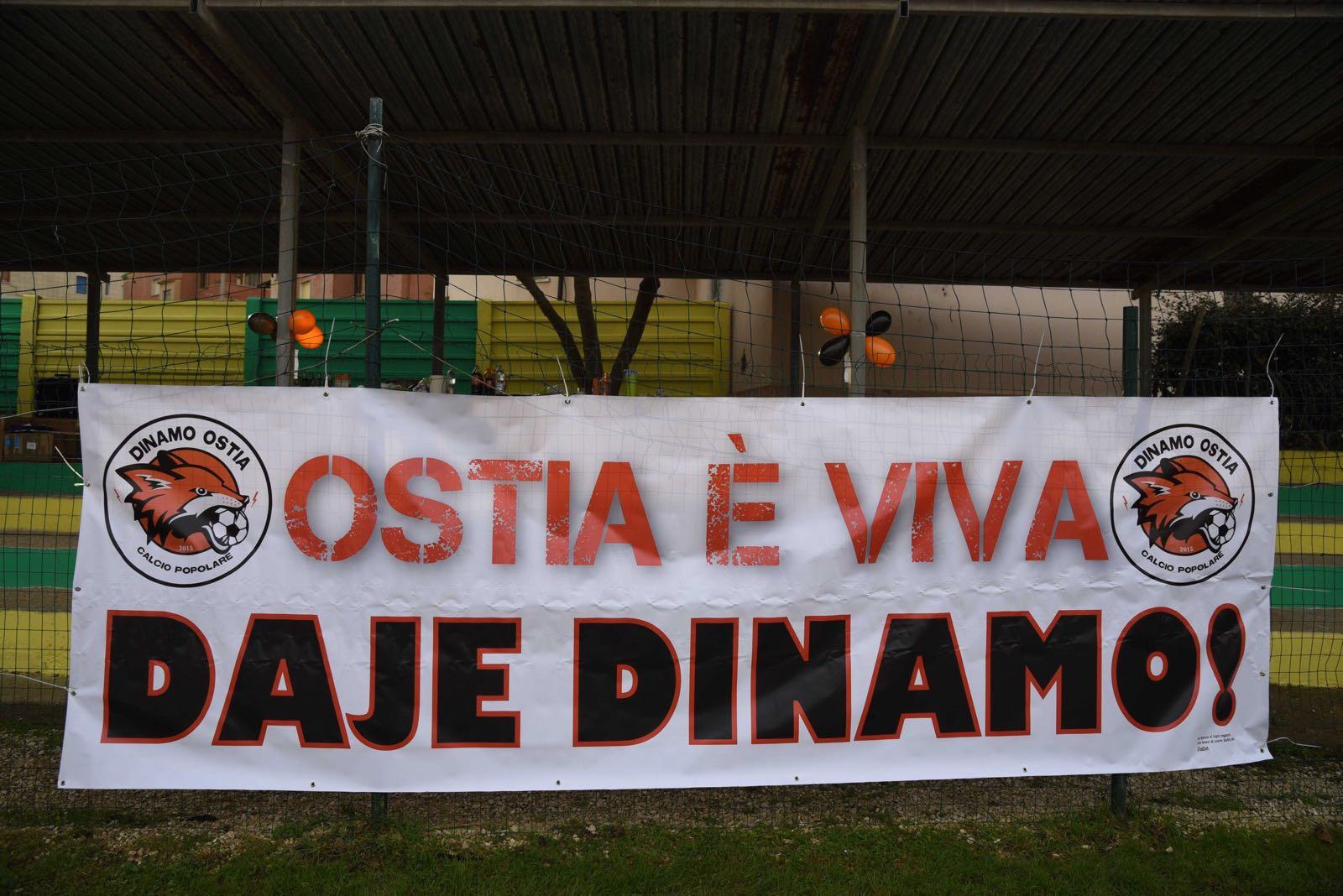 Dona con la Dinamo