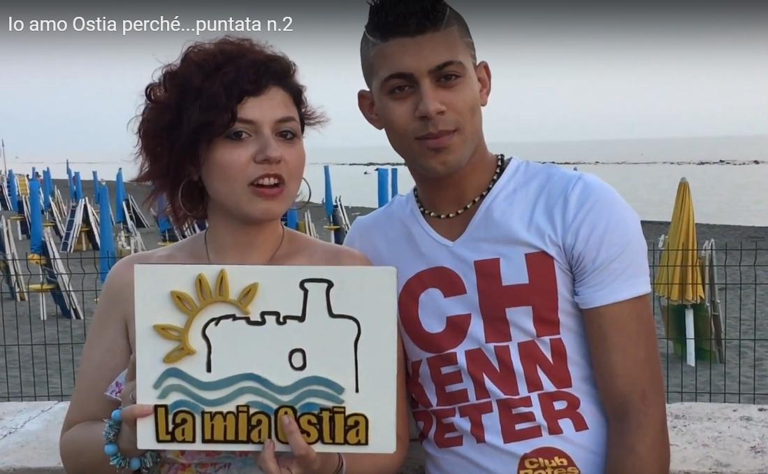 Io amo Ostia perché...