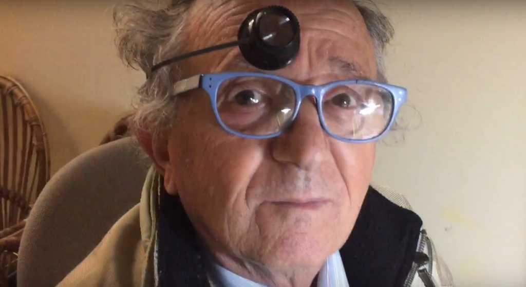 Un artigiano degli orologi: Paolo Di Tomassi