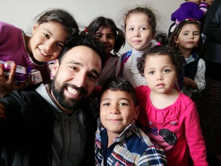 Marco Severa ci racconta il suo viaggio ai confini della Siria