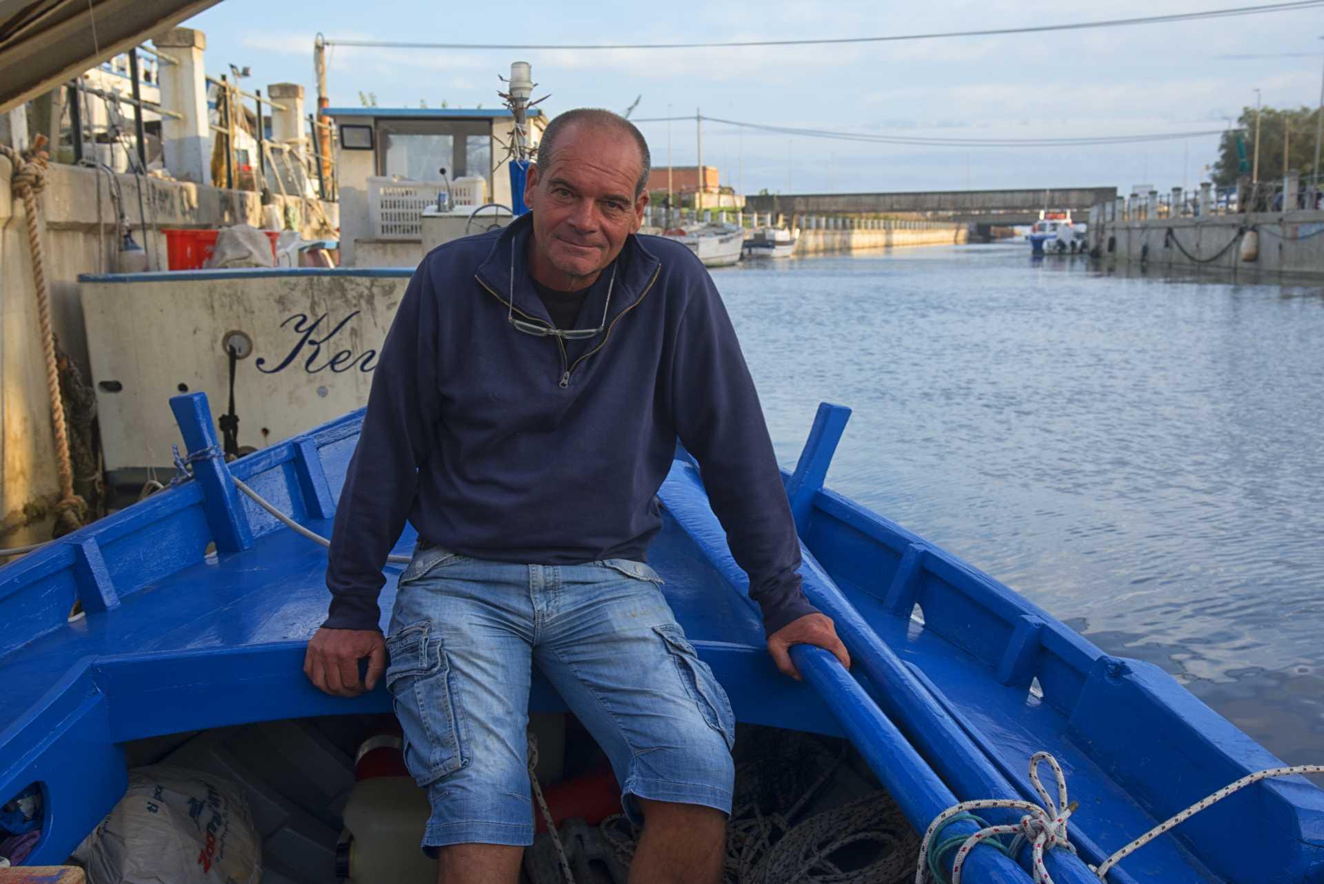 Quando la passione vince su tutto: Domenico Perrone pescatore ad ogni costo