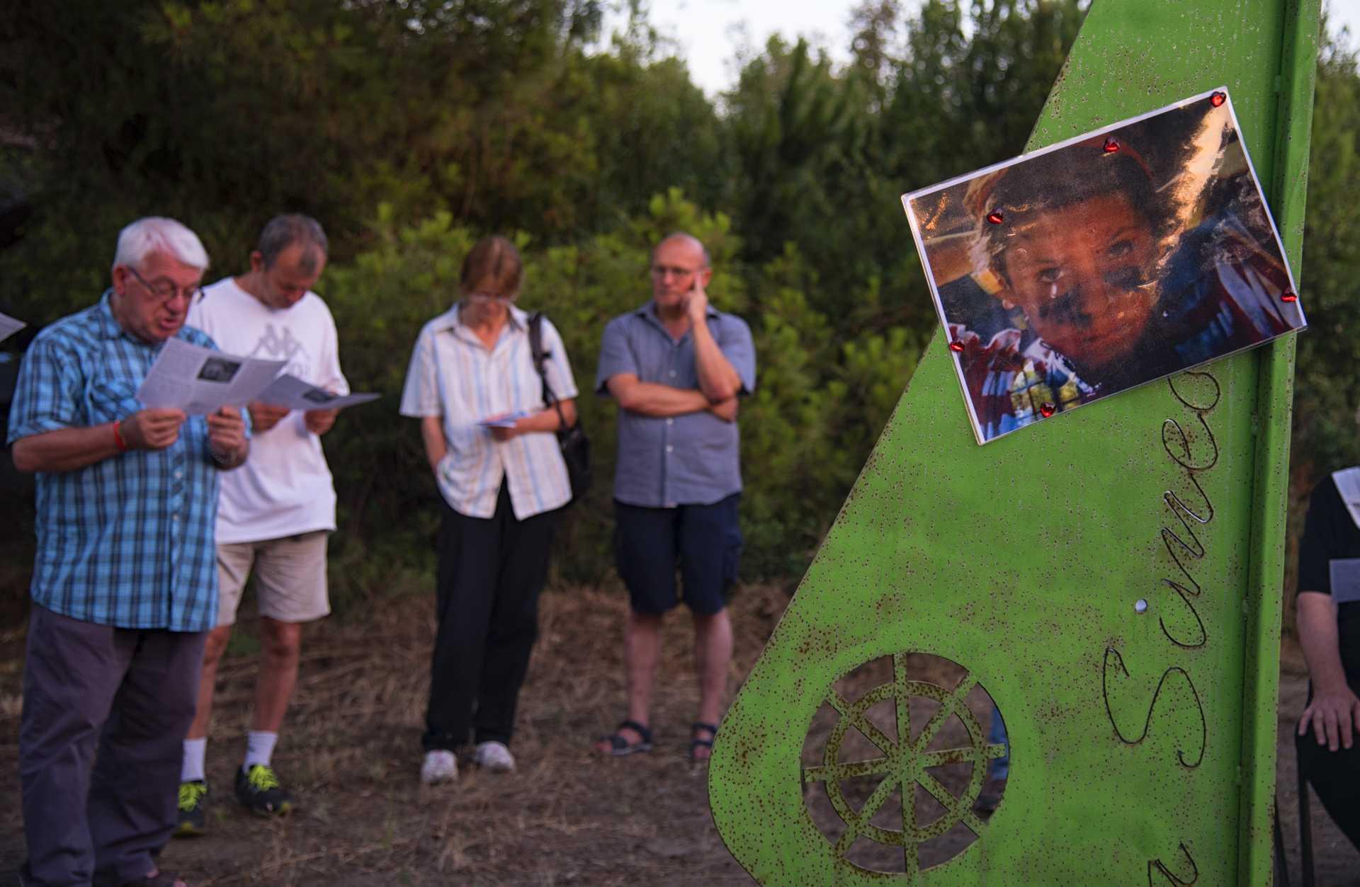 A 20 anni dalla sua scomparsa ricordiamo Simeone, barbaramente ucciso a Procoio