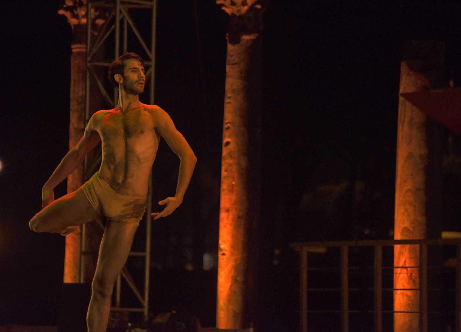 """Lo spettacolo """"Dancing Heritage – A tribute to Diaghilev and Nijinsky"""""""