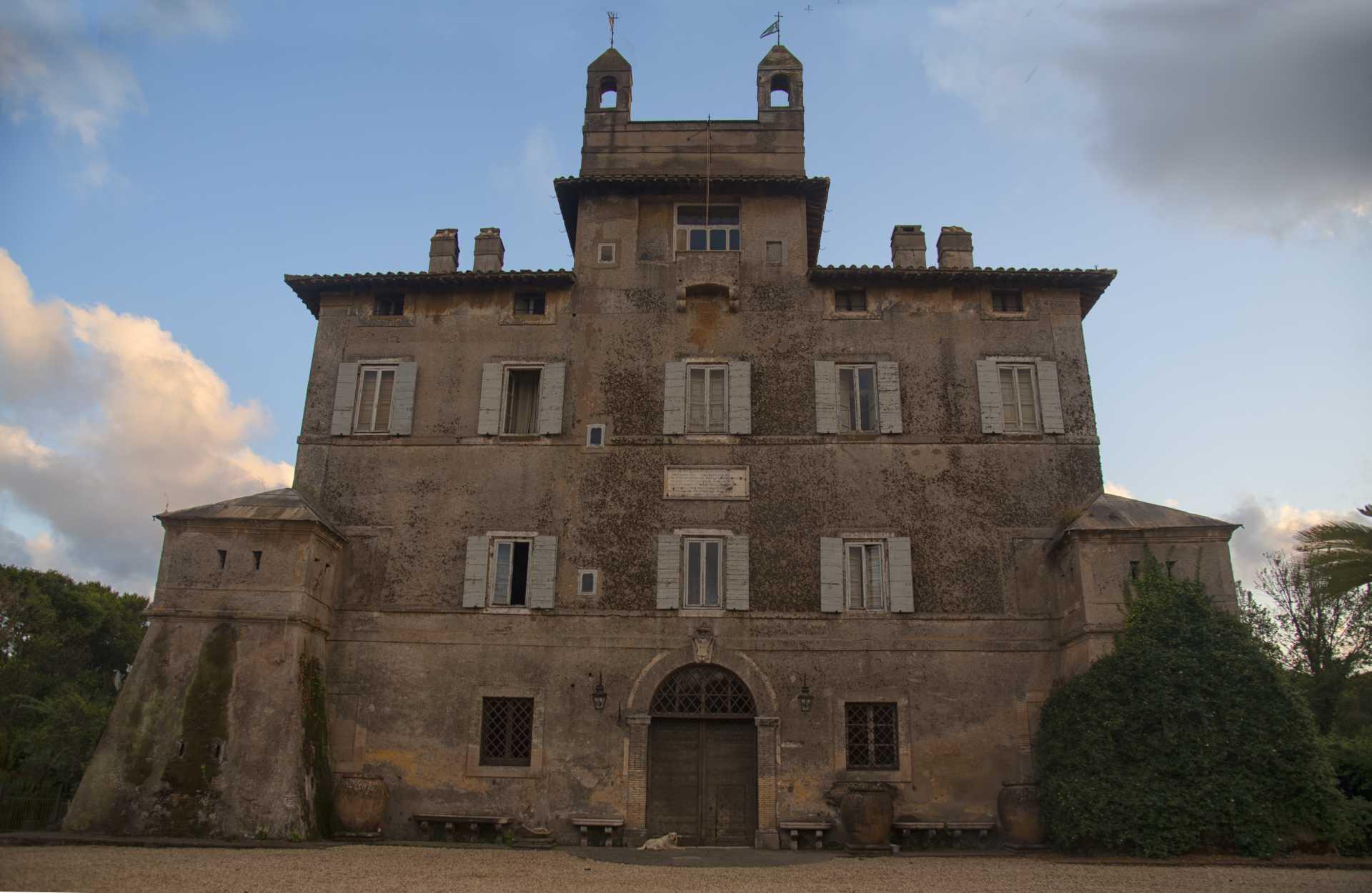 Villa Chigi, un altro gioiello del nostro territorio