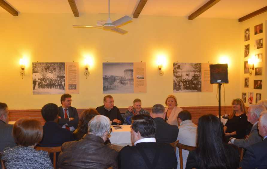 Presentazione del libro dedicato al Monumento di Ostia Antica