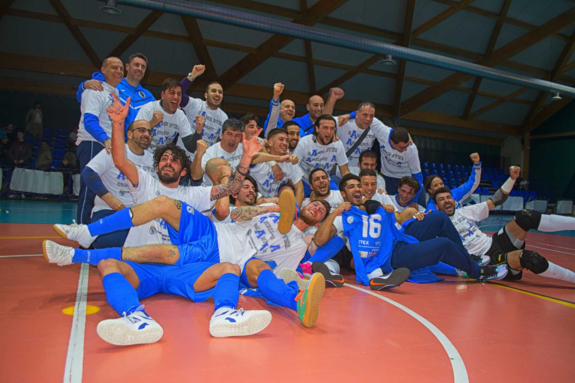 Il Todis Lido di Ostia Futsal in serie A2
