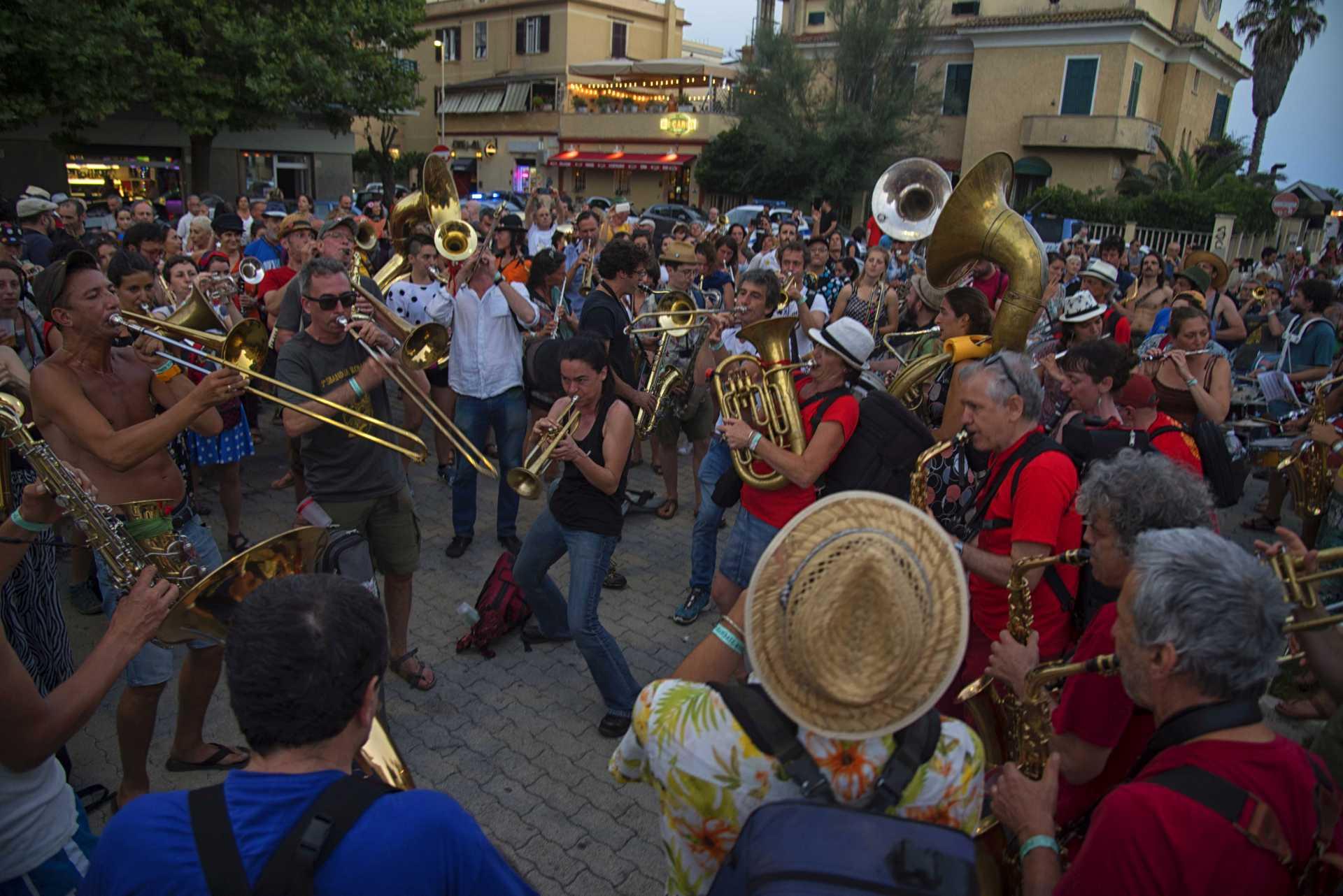 5° Sbandata Romana, Festival Internazionale delle bande di strada