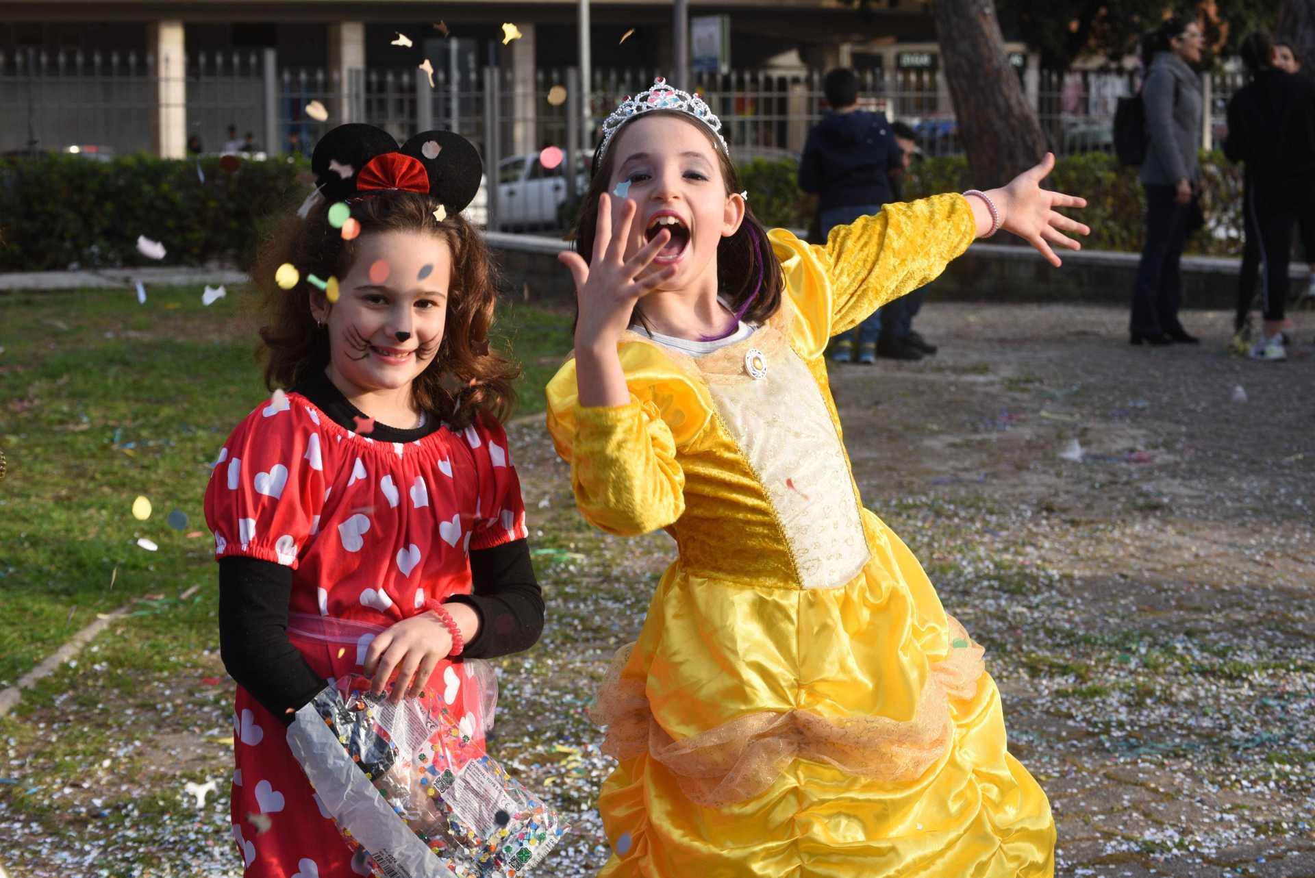Torna il Carnevale nei giardini di Lido Centro