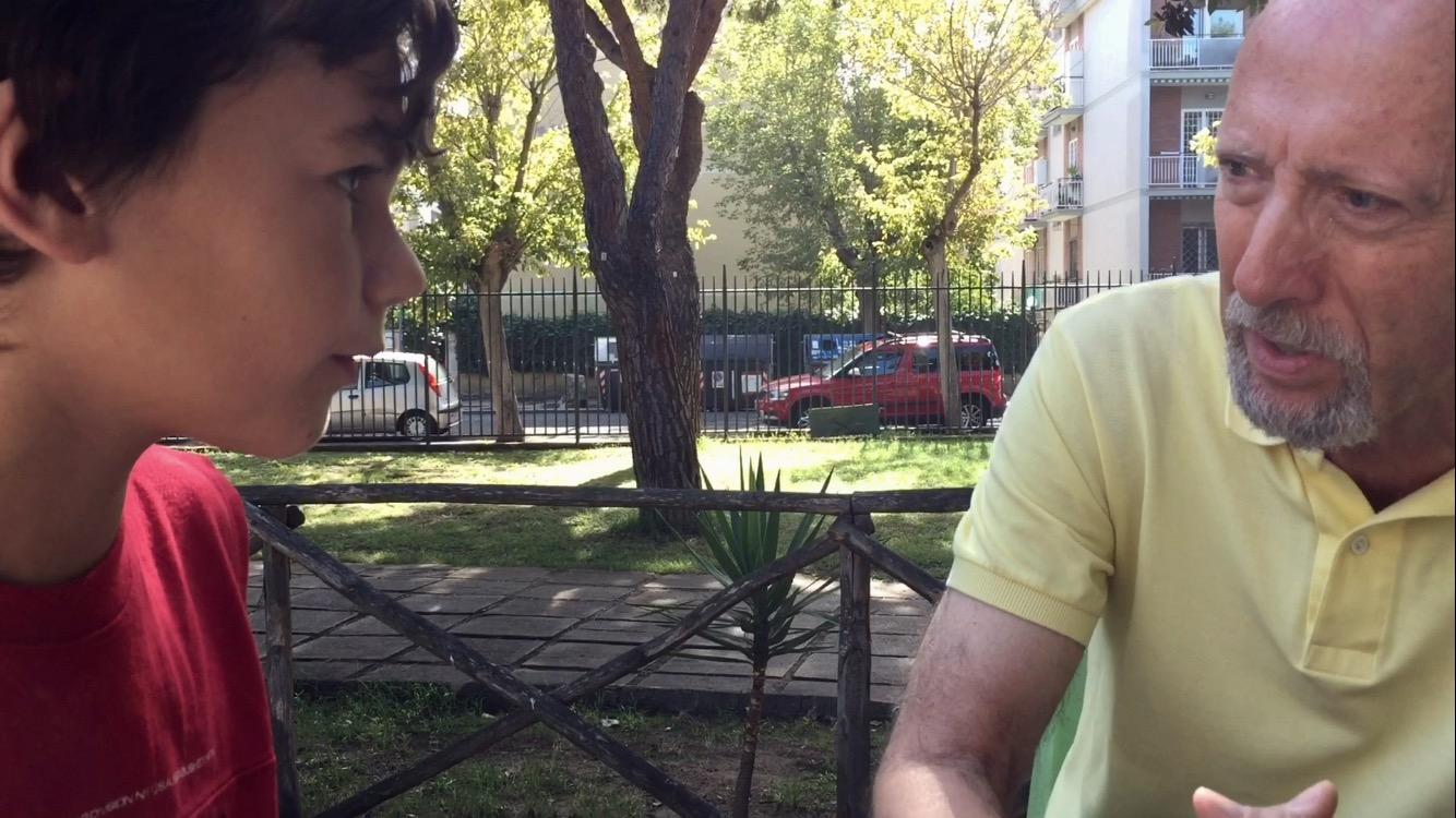 L'intervista giovane: Giorgio Rascelli