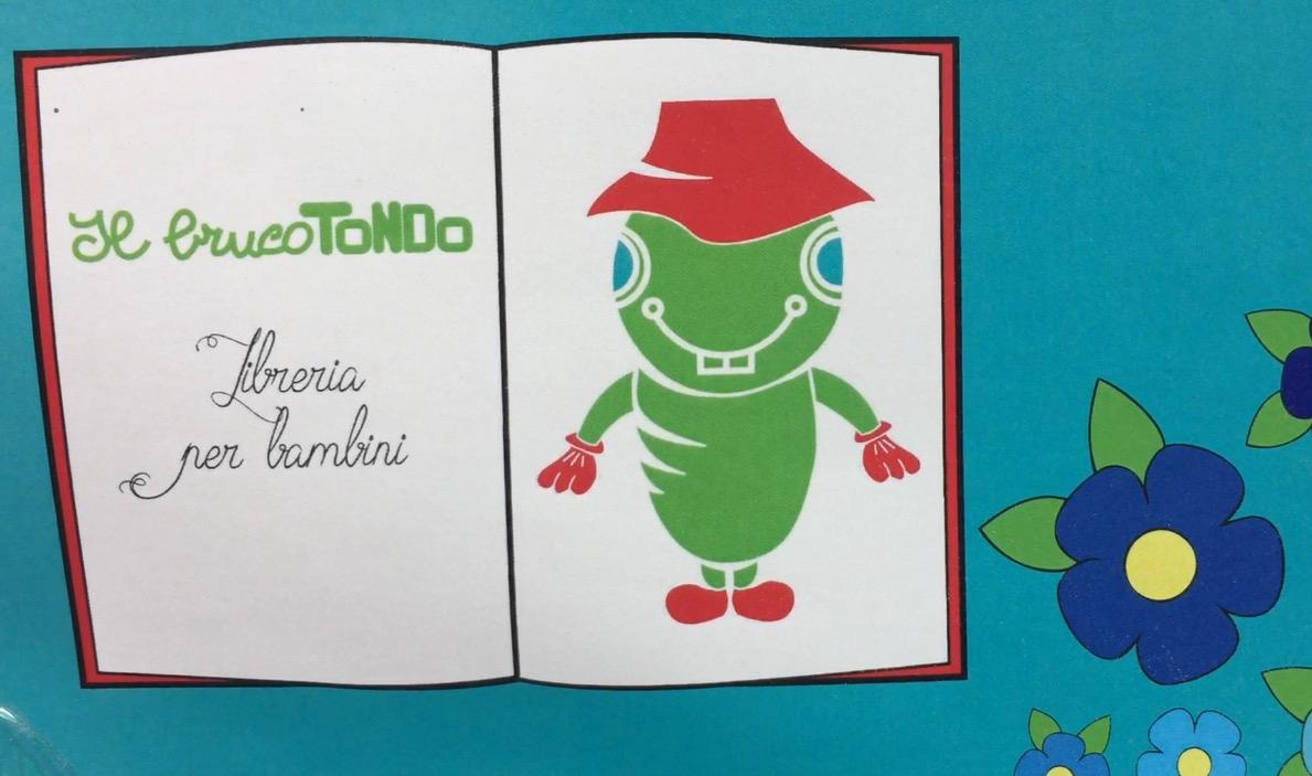 Il Brucotondo: nuova libreria per bambini