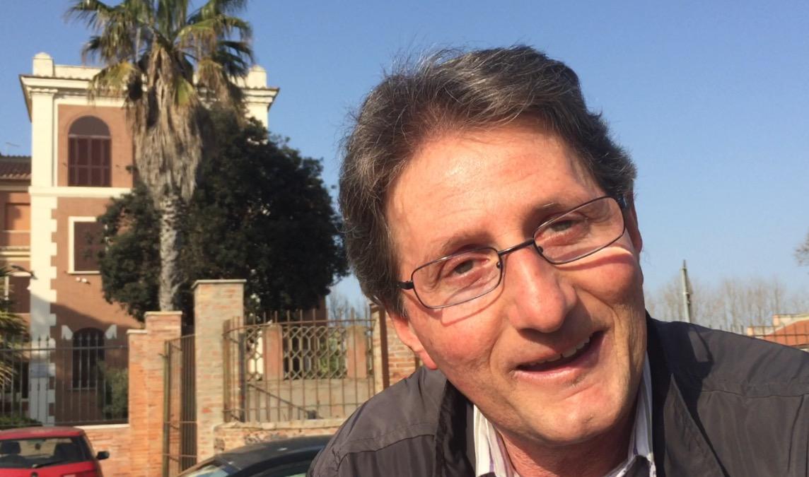 Alberto Tabbì, la televisione a Ostia