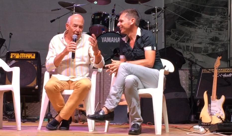 La mia Ostia racconta la pineta: Giancarlo Lucarini