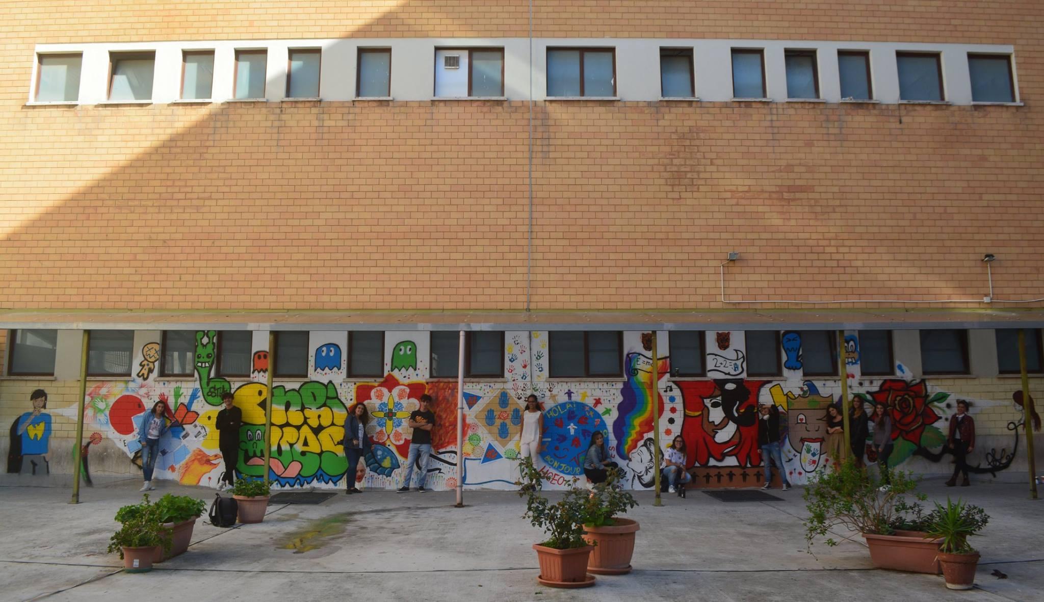 Il progetto scuole aperte al Liceo F. Enriques