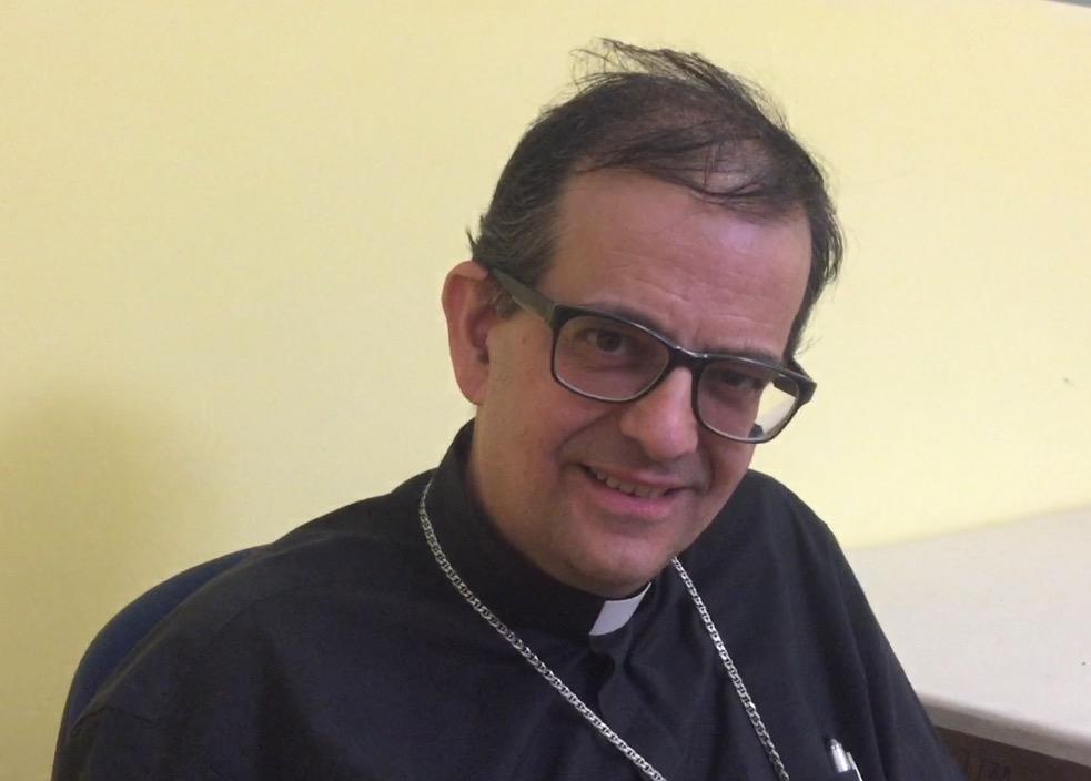 Il Vescovo Don Paolo Lojudice: un viaggio attraverso l'uomo
