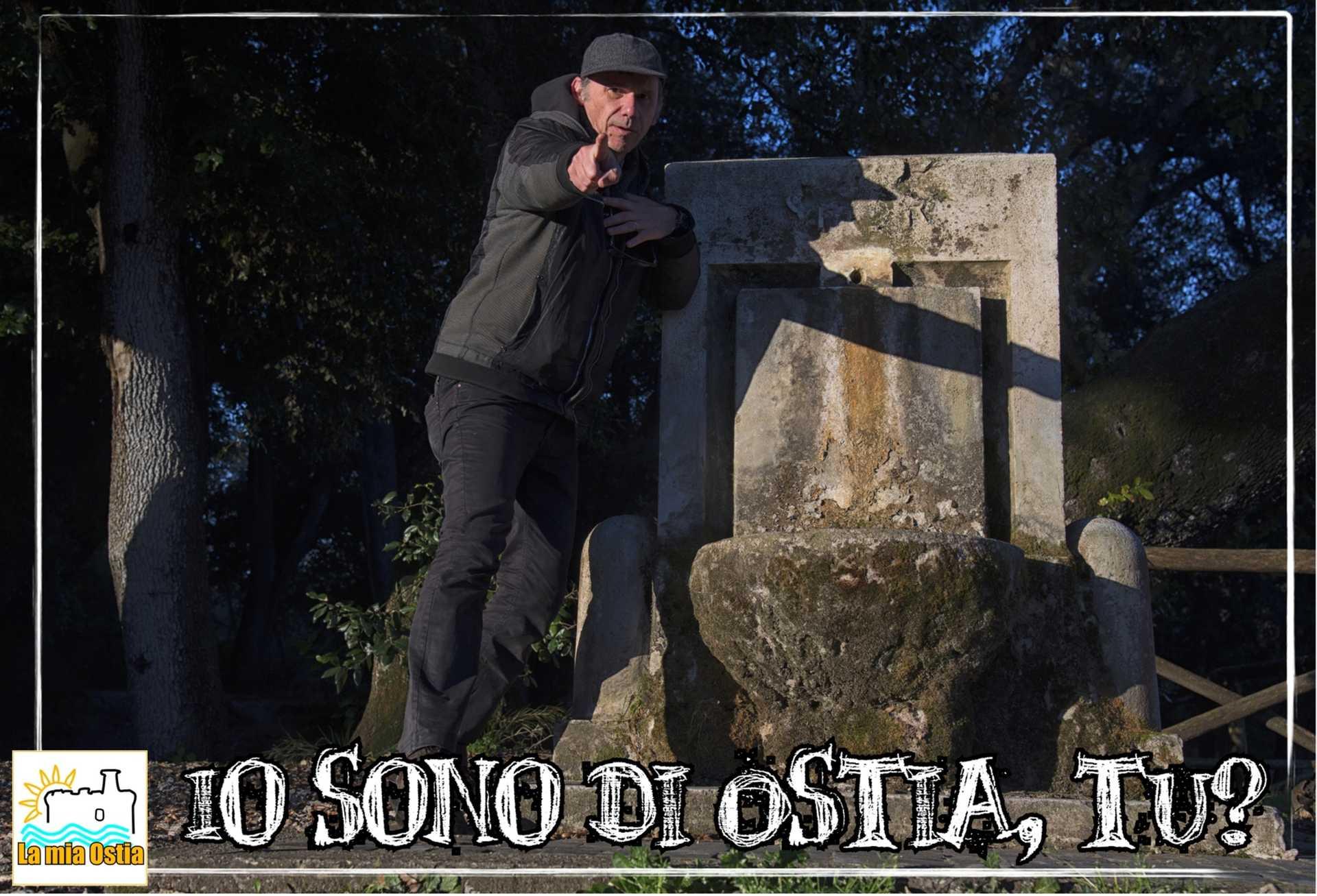 Io sono di Ostia, tu?