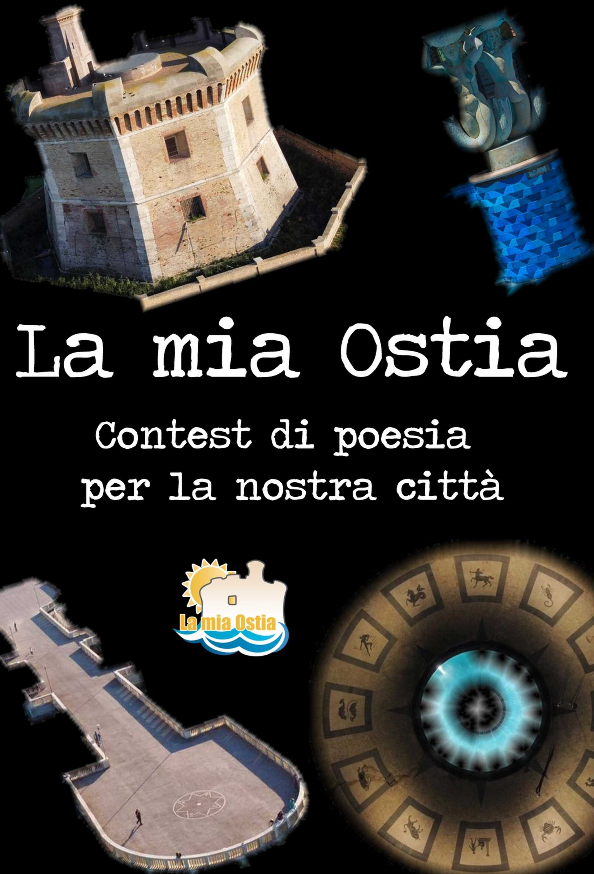 La mia Ostia con la voce di Luca Ward e testo di Adriano Mancini